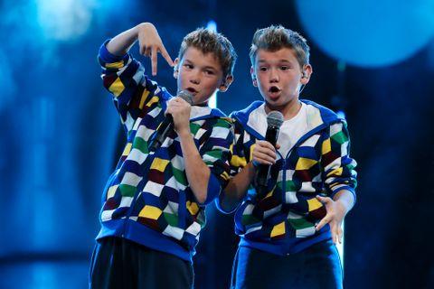 JUNIOR: Marcus og Martinus vant MGP Junior i 2010.