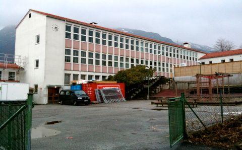 KRONSTAD SKOLE: Kronstad skole ligger i nærheten av Danmarksplass.