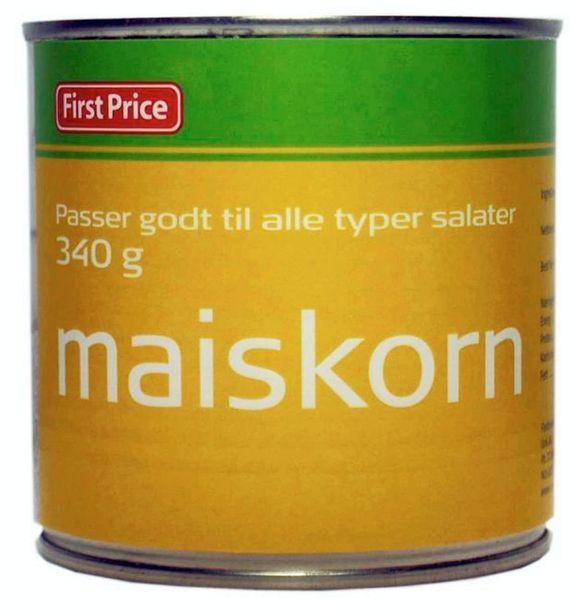 Ekstra Stor test av matvarer - Aftenposten MF-51