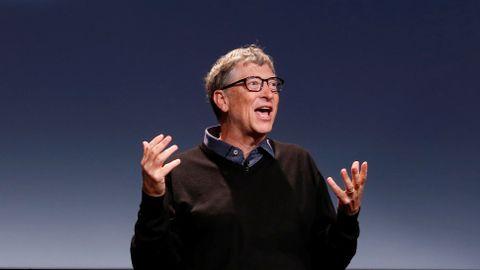 Bill Gates under en konferanse i San Francisco i 2016.