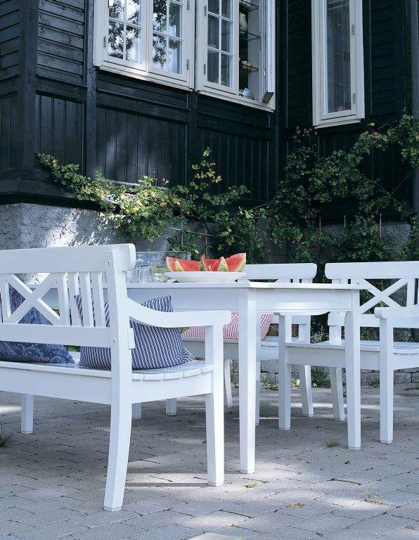 Ryddig Nekter å bytte ut omstridte hagemøbler - Aftenposten AD-09