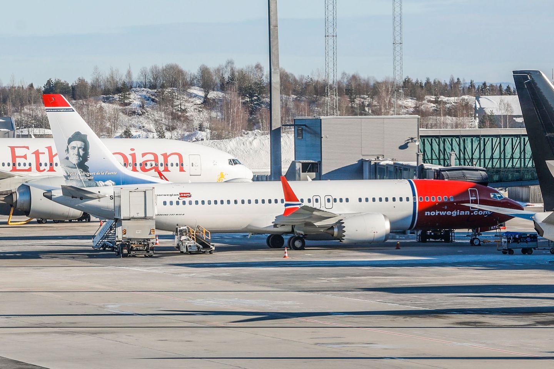 Straffetoll fra EU på Boeing-fly kan gi Norwegian kjemperegning