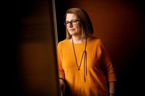 INNTRYKK: – 18-åringens historie gjør dypt inntrykk på oss, sier konstituert etatsdirektør Nina Bolstad i etat for barn og familie i Bergen kommune.