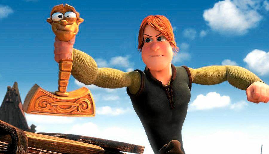tor med hammeren tar film verden i 2011 aftenposten
