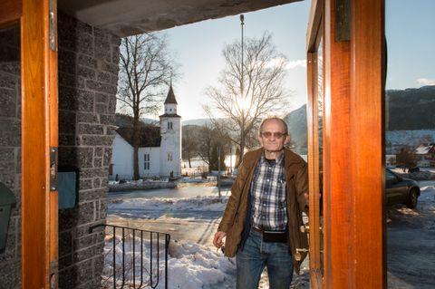 UTEN JOBB: Geir Flatabø drev legepraksis i grenselandet mellom skole- og alternativmedisin. Helsetilsynet mente han gikk over streken og straffet ham.