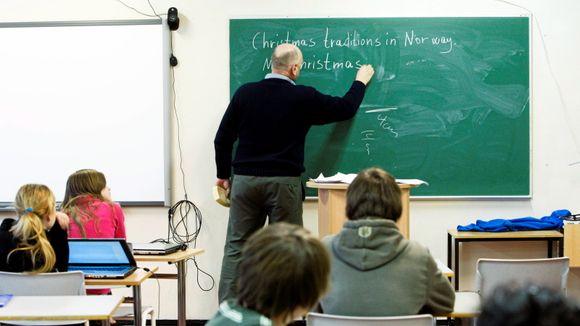 781239025 Norske lærere føler de ikke klarer å motivere elevene - Aftenposten