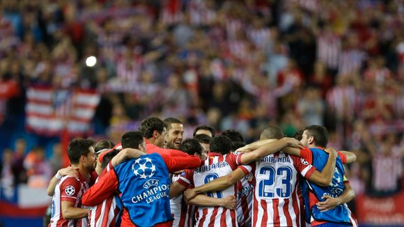 86cef7eb Vi er arbeiderklasseklubben. Det er mer lidenskap i Atlético ...