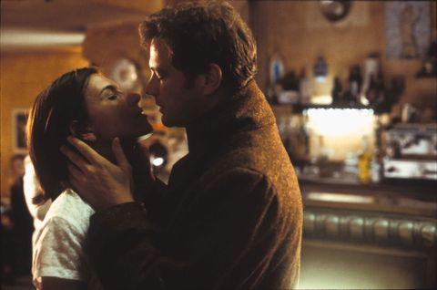 FILM: Aurelia (Lucia Moniz) og Jamie (Colin Firth) viser at kjærlighet er et eget språk.