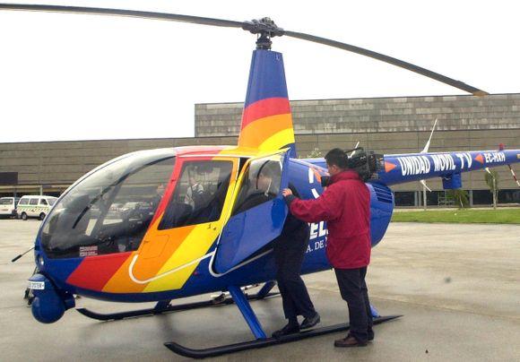helikopter karmøy