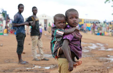 KONGO: Landet Kongo topper listen over de glemte krisene.