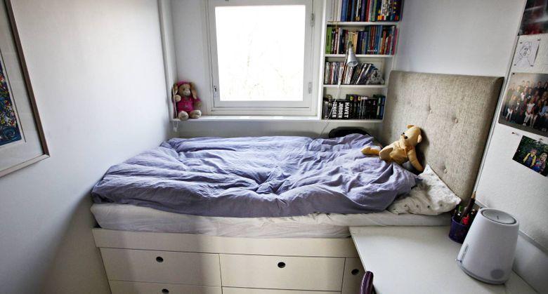 En seng med utsikt - Aftenposten