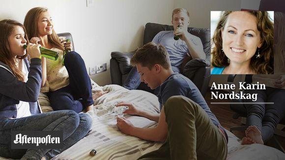f86ccb13 Slik gikk det da jeg tok festvoldtektsamtalen med min sønn | Anne ...