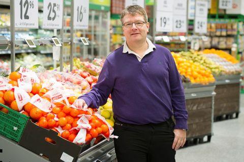 Espen Eriksen, HR-sjef i Kiwi