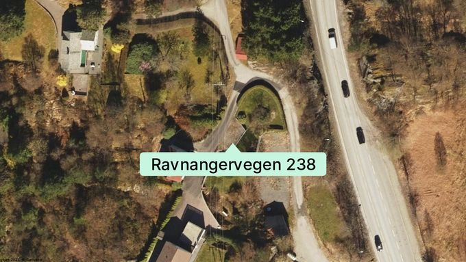 Hus i Ravnangervegen solgt. Sjekk kjøpesummen.
