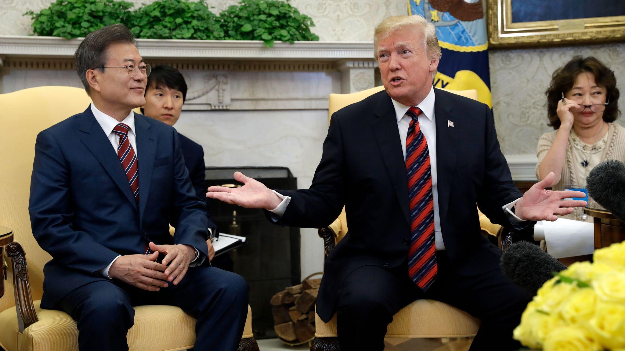 65fe7ceff Trump: Toppmøtet med Kim Jong-un kan bli utsatt - Stavanger Aftenblad