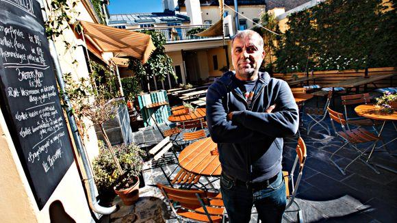 Kongen av restaurant-Oslo