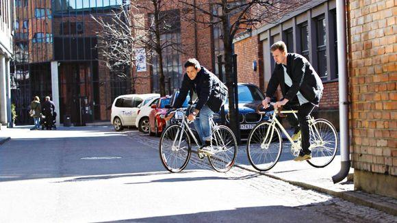 oslo sportslager sykkel