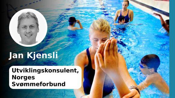 ee5816e00 Er svømmeopplæringen for rigid?   Jan Kjensli - Aftenposten
