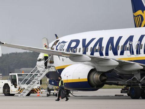 Ryanir-ansatte i Spania varsler streik
