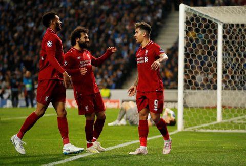b2f12873 Ifølge Viasat-ekspert Ronny Deila startet Liverpool på hæla. Til slutt ble  det en maktdemonstrasjon for Merseyside-klubben.