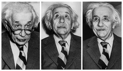 KREATIV: Einstein satte kreativitet svært høyt. Som han sa i et intervju med Saturday Evening Post i 1929: «Kunnskap er begrenset, mens fantasi omkranser hele verden».