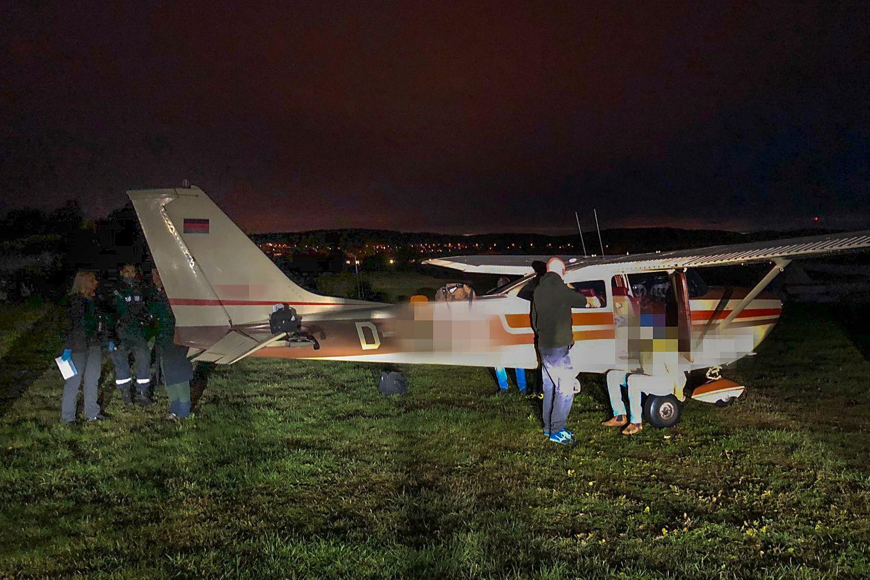Fjerdemann fengslet for narkosmugling i småfly