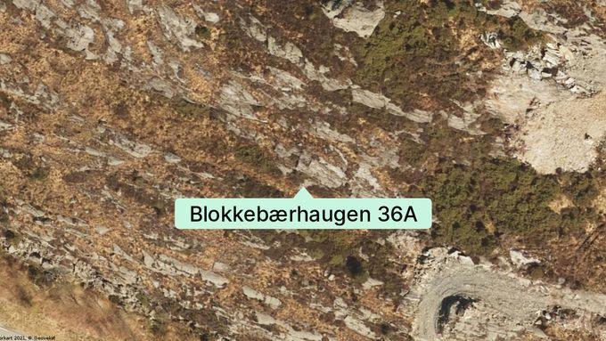 Boligen i Skogsvåg er 122 kvadratmeter. Se hva den nettopp er solgt for.