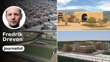 Hva er det Erdogan planlegger for sikkerhetssonen i Syria? Jeg har sett på byggeplanene.