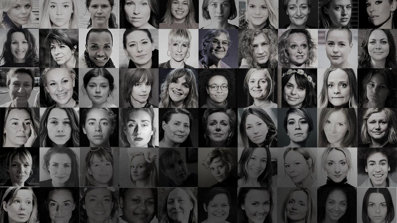 Hårete kvinner personals