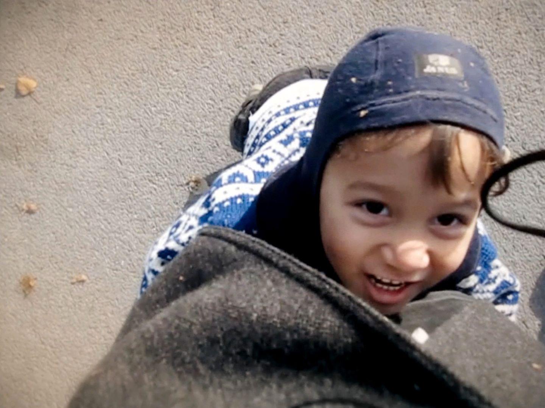 Min sønn Elias