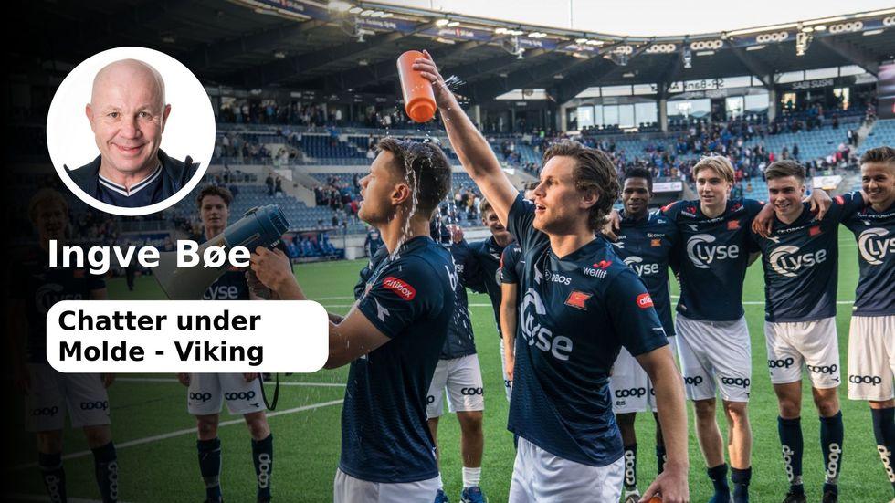 ed3ba4a4 Ingve Bøe fulgte kampen: Slik var Molde - Viking - Stavanger Aftenblad