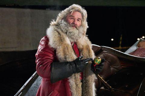 FILM: Kurt Russell er en glimrende julenisse.