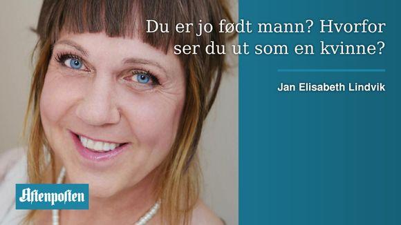 7f0e588a5 Langt fra alle passer inn i tokjønnsmodellen | Jan Elisabeth Lindvik ...