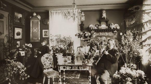 1c083faf Han ble hentet til Bergen av Ole Bull og fikk sin egen konsert av Edvard  Grieg - Bergens Tidende