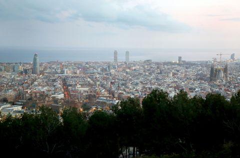 Barcelona. Byen er flere ganger kåret til en av verdens smarteste.