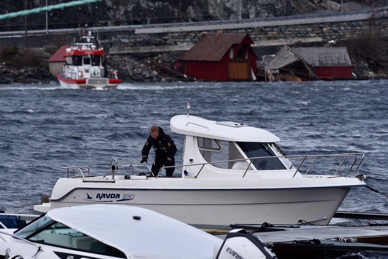 Mann funnet omkommet i sjøen i Sund