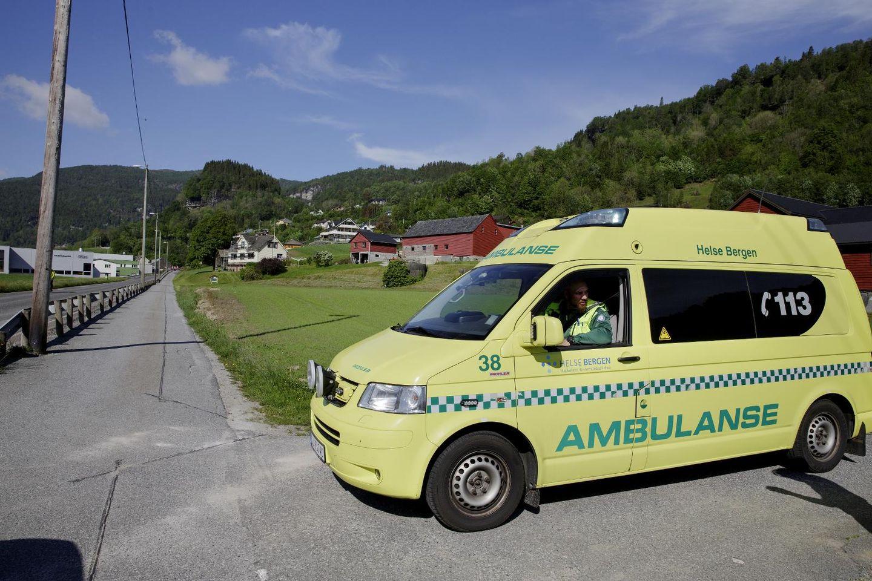 Her er ambulanse-verstingene på Vestlandet - Bergens Tidende