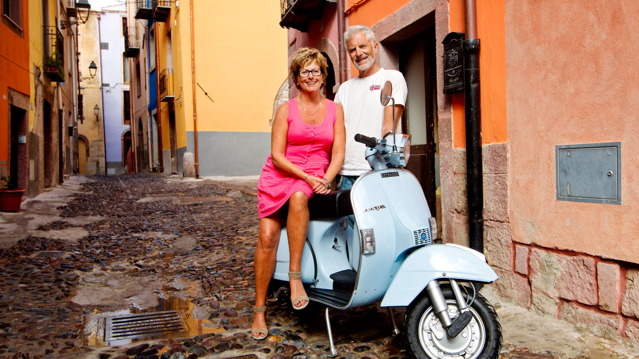 63643a78 Over 70.000 nordmenn eier bolig i utlandet: Jan og Unni kjøpte hus i Italia  usett