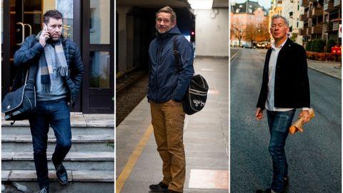 Bjørn, Thomas og Erik er alle barnløse, men av ulike årsaker.