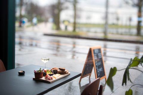 GJE MEG EN B: Bergen Brunsj i Kaigaten serverer brunsj inspirert av byer på B.