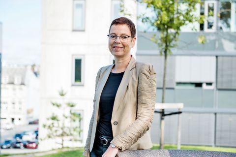 Mari Velsand, direktør i Medietilsynet