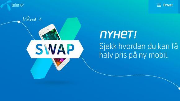 b93ad14a8 Telenor får kritikk for «mobil til halv pris-reklame» - Aftenposten