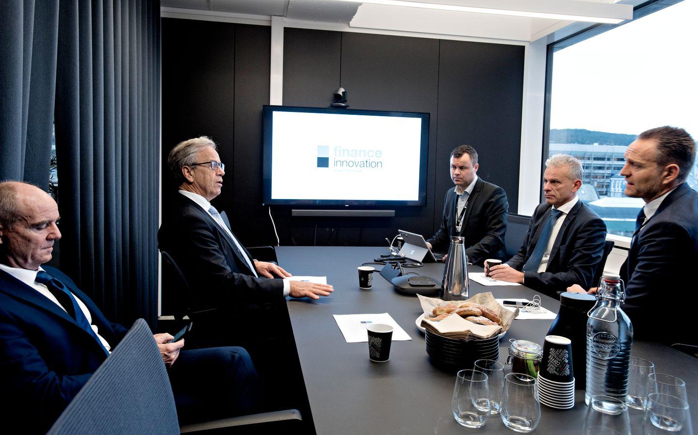 Bank-samarbeid får nye midler i kampen mot Facebook og Google