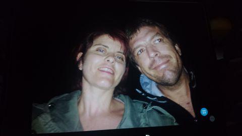 «Vi sa: Vi er daue om én måned.» Hilde og Christer, selfie, juli 2015.