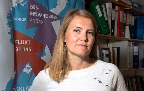 SPANIA-EKSPERT: Susanne Bygnes jobber ved Universitetet i Bergen. Tidligere har hun jobbet på et universitet i Barcelona.
