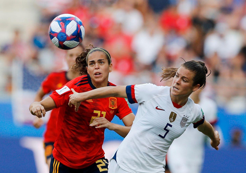 USA tok seg videre i VM – nå venter Frankrike i kvartfinalen