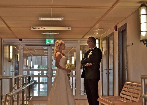 76ff5ac3 Tone Vestrheim og Inge Rossehaug giftet seg i Stavanger Tinghus fredag 13.  juni. Privat