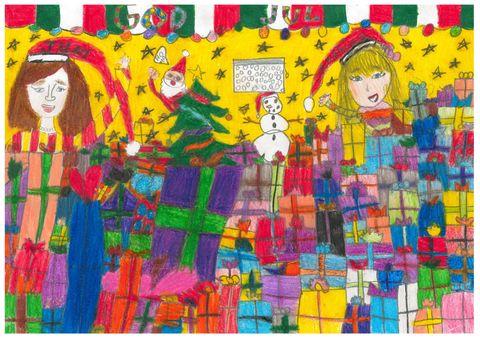 Dina og helle og barbie - 2 3