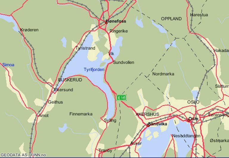 mobildekning kart Mobildekning i hele Nordmarka   Aftenposten mobildekning kart