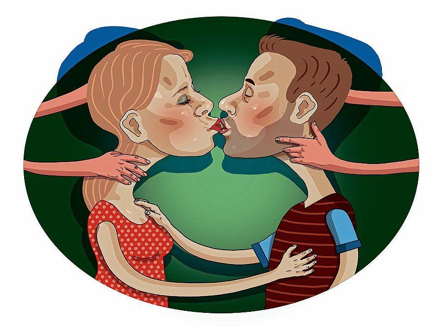 hva som er ansett som en dating forholdet dating gift mann som er separert